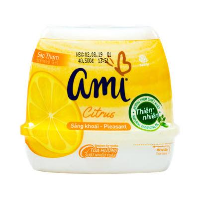 Sáp thơm khử mùi Ami Citrus 200g
