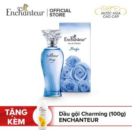 Nước Hoa Cao Cấp Enchanteur Magic 50ml
