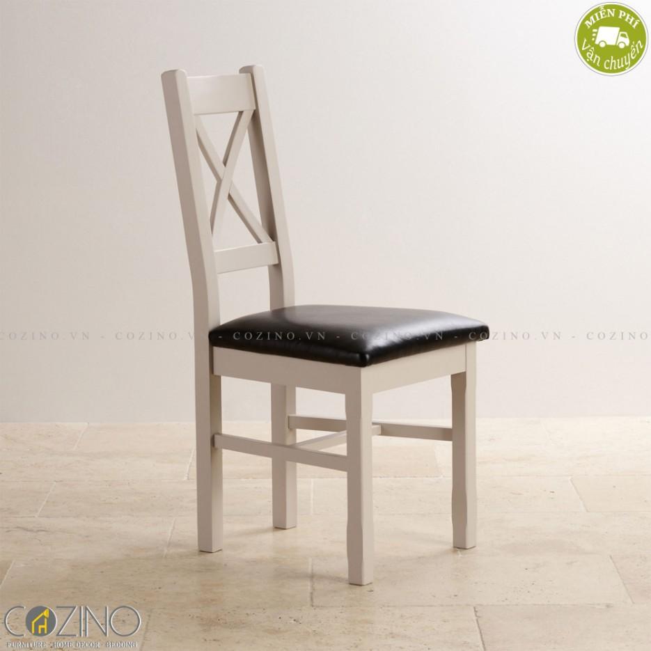 Ghế bàn ăn 100% gỗ sồi Sintra - cozino