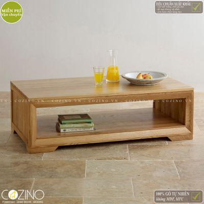 Bàn sofa Camber gỗ sồi