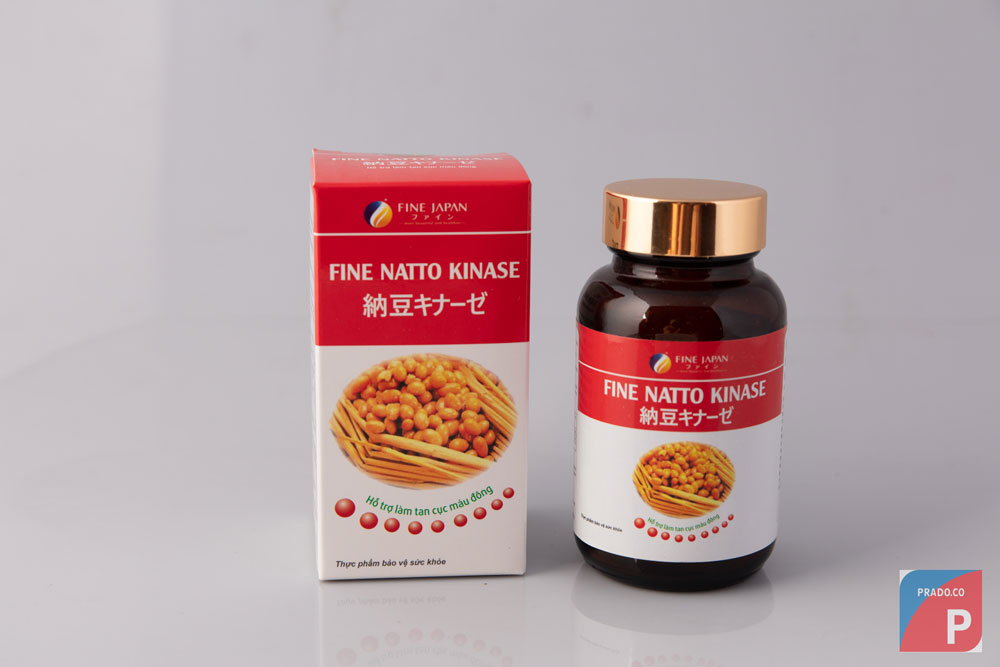 Fine Natto Kinase