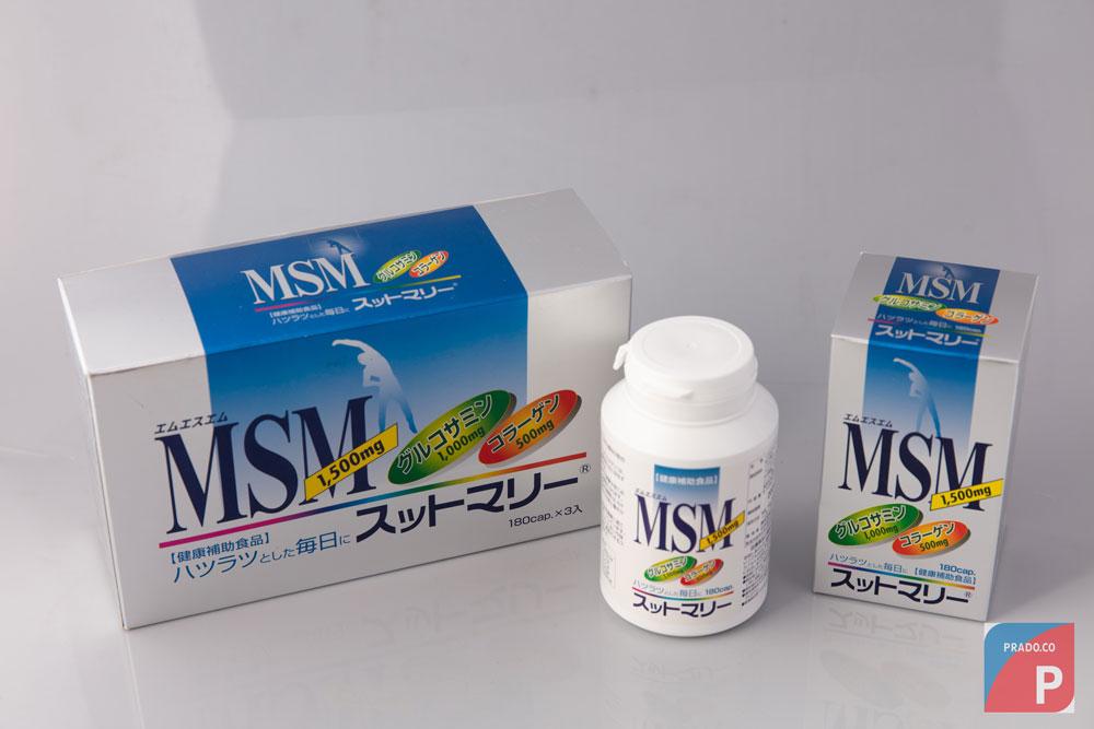Xương khớp MSM